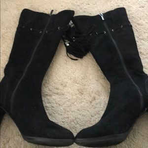 Impo stretch size 6 Black boots